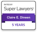 View the profile of Colorado Elder Law Attorney Claire E. Dineen